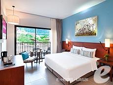 クラビ 10,000~20,000円のホテル : ディーヴァナ プラザ クラビ(1)のお部屋「デラックス ルーム」