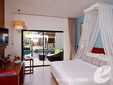 クラビ 10,000~20,000円のホテル : ディーヴァナ プラザ クラビ(1)のお部屋「プレミア プールアクセス」