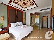 クラビ 10,000~20,000円のホテル : ディーヴァナ プラザ クラビ(1)のお部屋「デラックス スイート」