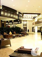 プーケット パトンビーチのホテル : ディーヴァナ プラザ プーケット 「Lobby」