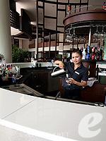 プーケット パトンビーチのホテル : ディーヴァナ プラザ プーケット 「Lobby Bar」