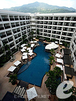 Resort View : Deevana Plaza Phuket, Patong Beach, Phuket