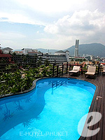 Roof-top Pool : Deevana Plaza Phuket, Connecting Rooms, Phuket