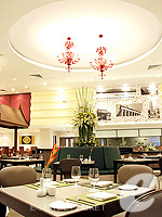 Restaurant : Deevana Plaza Phuket, Connecting Rooms, Phuket