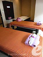プーケット パトンビーチのホテル : ディーヴァナ プラザ プーケット 「Spa」