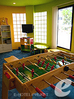 Kids Room : Deevana Plaza Phuket, Fitness Room, Phuket