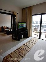 プーケット 10,000~20,000円のホテル : ディーヴァナ プラザ プーケット(Deevana Plaza Phuket)のファミリールームの設備 Bedroom
