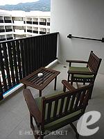 プーケット 10,000~20,000円のホテル : ディーヴァナ プラザ プーケット(Deevana Plaza Phuket)のファミリールームの設備 Balcony