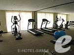 Fitness Gym : Deva Beach Resort & Spa, Couple & Honeymoon, Phuket