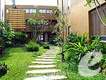 Garden : Deva Beach Resort & Spa, Couple & Honeymoon, Phuket