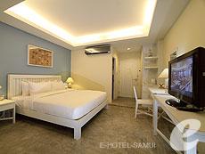 サムイ島 チョンモーンビーチのホテル : デヴァ サムイ リゾート & スパ(1)のお部屋「スーペリア」