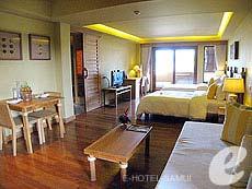 サムイ島 チョンモーンビーチのホテル : デヴァ サムイ リゾート & スパ(1)のお部屋「グランド デラックス」