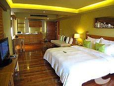 サムイ島 チョンモーンビーチのホテル : デヴァ サムイ リゾート & スパ(1)のお部屋「グランド デラックス プール アクセス」