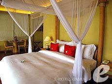 サムイ島 チョンモーンビーチのホテル : デヴァ サムイ リゾート & スパ(1)のお部屋「グランド プールヴィラ」