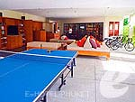 Table Tennis : Dewa Phuket, Serviced Villa, Phuket