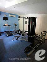 Fitness Jim : Dewa Phuket, Serviced Villa, Phuket