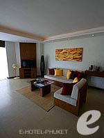 Room View : Junior Suite at Dewa Phuket, Serviced Villa, Phuket