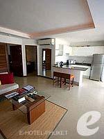 プーケット その他・離島のホテル : デワ プーケット(Dewa Phuket)のジュニア スイートルームの設備 Room View