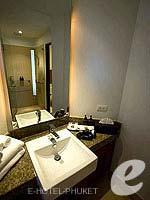 プーケット その他・離島のホテル : デワ プーケット(Dewa Phuket)のジュニア スイートルームの設備 Bath Room