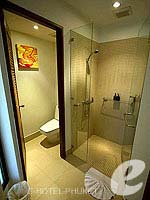 Bath Room : Junior Suite at Dewa Phuket, Serviced Villa, Phuket