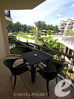 プーケット その他・離島のホテル : デワ プーケット(Dewa Phuket)のジュニア スイートルームの設備 Balcony