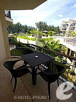 Balcony : Junior Suite at Dewa Phuket, Serviced Villa, Phuket