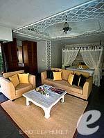 プーケット その他・離島のホテル : デワ プーケット(Dewa Phuket)のプール ヴィラルームの設備 Room View