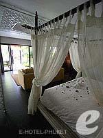 プーケット スパ併設のホテル : デワ プーケット(Dewa Phuket)のプール ヴィラルームの設備 Room View