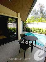 Private Pool : Pool Villa at Dewa Phuket, Serviced Villa, Phuket