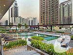 Swimming Pool : Double Tree by Hilton Hotel Sukhumvit Bangkok, Sukhumvit, Phuket