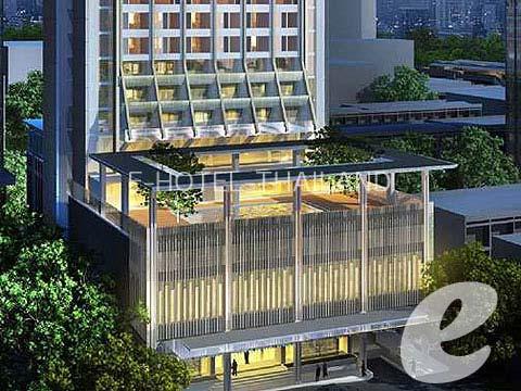 Exterior / double tree by hilton hotel sukhumvit bangkok
