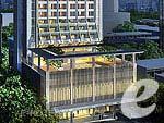 バンコク フィットネスありのホテル : ダブル ツリー バイ ヒルトン スクンビット バンコク 「Exterior」