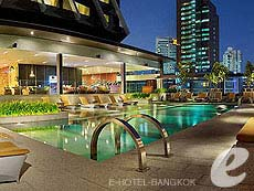 Double Tree by Hilton Hotel Sukhumvit Bangkok, Swiming Pool, Phuket