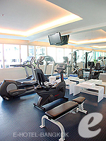 Fitness Gym : Dream Hotel Bangkok, Sukhumvit, Phuket