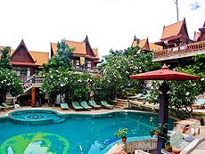 Drop In Club Resort & Spa, Family & Group, Phuket