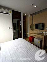 バンコク スクンビットのホテル : DS67 スイーツ バンコク(DS67 Suites Bangkok)のデラックスルームの設備 Bedroom