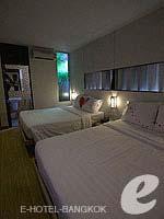 バンコク スクンビットのホテル : DS67 スイーツ バンコク(DS67 Suites Bangkok)のグランド デラックス(4名)ルームの設備 Bedroom