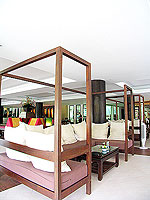Lobby : Duangjitt Resort & Spa, Kids Room, Phuket