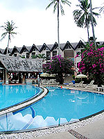 Swimming Pool : Duangjitt Resort & Spa, Meeting Room, Phuket