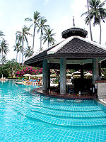 Poolside Bar : Duangjitt Resort & Spa, Patong Beach, Phuket