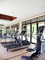 Fitness Gym : Duangjitt Resort & Spa, Patong Beach, Phuket