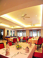 Restaurant : Duangjitt Resort & Spa, Patong Beach, Phuket
