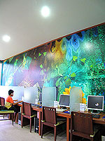 Internet Service : Duangjitt Resort & Spa, Patong Beach, Phuket