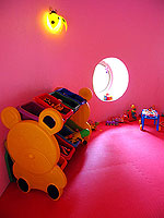 kids Room : Duangjitt Resort & Spa, Patong Beach, Phuket