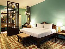 プーケット 5,000円以下のホテル : ドゥアンジット リゾート&スパ(1)のお部屋「デラックスバンガロー(ツイン/ダブル)」