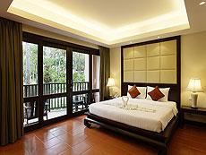 プーケット 5,000円以下のホテル : ドゥアンジット リゾート&スパ(1)のお部屋「ジュニア スイート(ツイン/ダブル)」