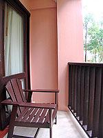 プーケット 5,000円以下のホテル : ドゥアンジット リゾート&スパ(Duangjitt Resort & Spa)のスイートルームの設備 Balcony
