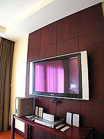 プーケット 5,000円以下のホテル : ドゥアンジット リゾート&スパ(Duangjitt Resort & Spa)の ファミリー スイートルームの設備 Bedroom
