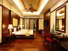 プーケット 5,000円以下のホテル : ドゥアンジット リゾート&スパ(1)のお部屋「 ファミリー スイート」