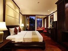 プーケット 5,000円以下のホテル : ドゥアンジット リゾート&スパ(1)のお部屋「グランド デラックス」